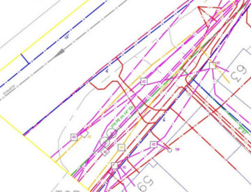 Utility Survey & Mapping